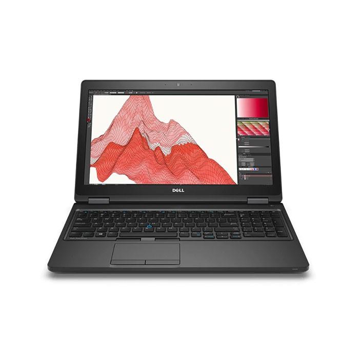 Dell Precision 3520 15.6-inch Notebook, Black