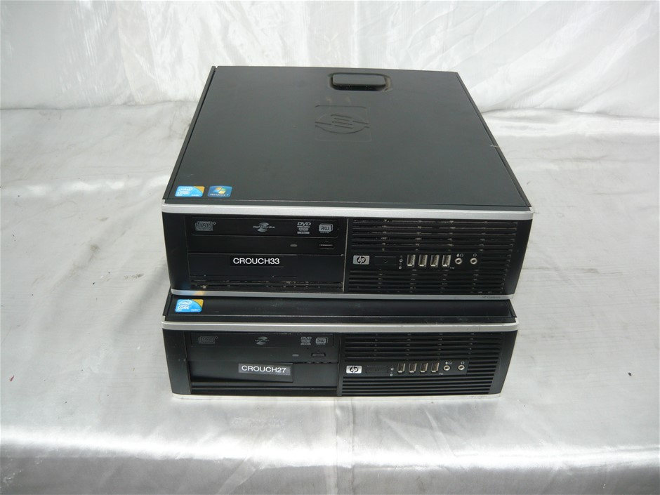 Pallet Of Assorted Brand Desktops Approx Includes