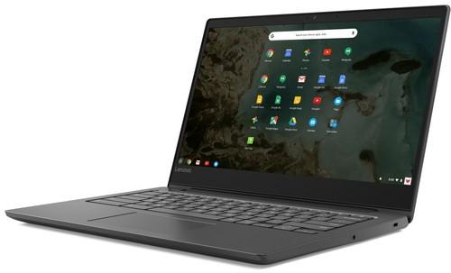 Lenovo Chromebook S330 14-inch Notebook, Black