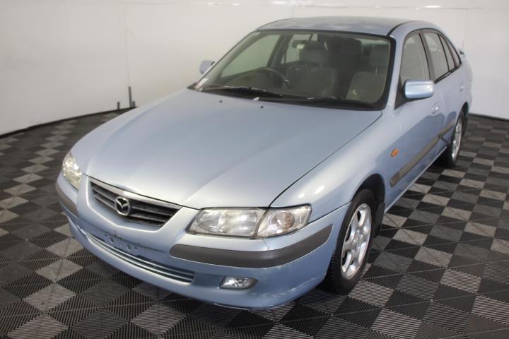 2000 Mazda 626 Classic GF Automatic Hatchback