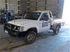 2004 Toyota Hilux 4x4 140 Ser Manual - 5 Speed Ute