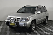 2006 Toyota Kluger CV (4x4) Automatic 7 Seats Wagon
