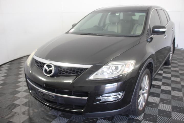 2008 Mazda CX-9 Luxury Automatic 7 Seater (service history)