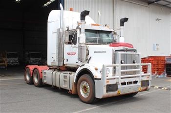 2011 Western Star 4800FX 6 x 4 Prime Mover