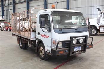2006 Mitsubishi Canter L7 4 x 2 Tray Body Truck