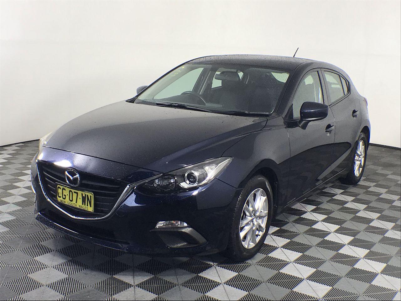 2015 Mazda 3 Neo BM 6auto Hatchback