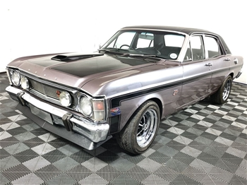 1970 Ford Fairmont South African GT Automatic Sedan