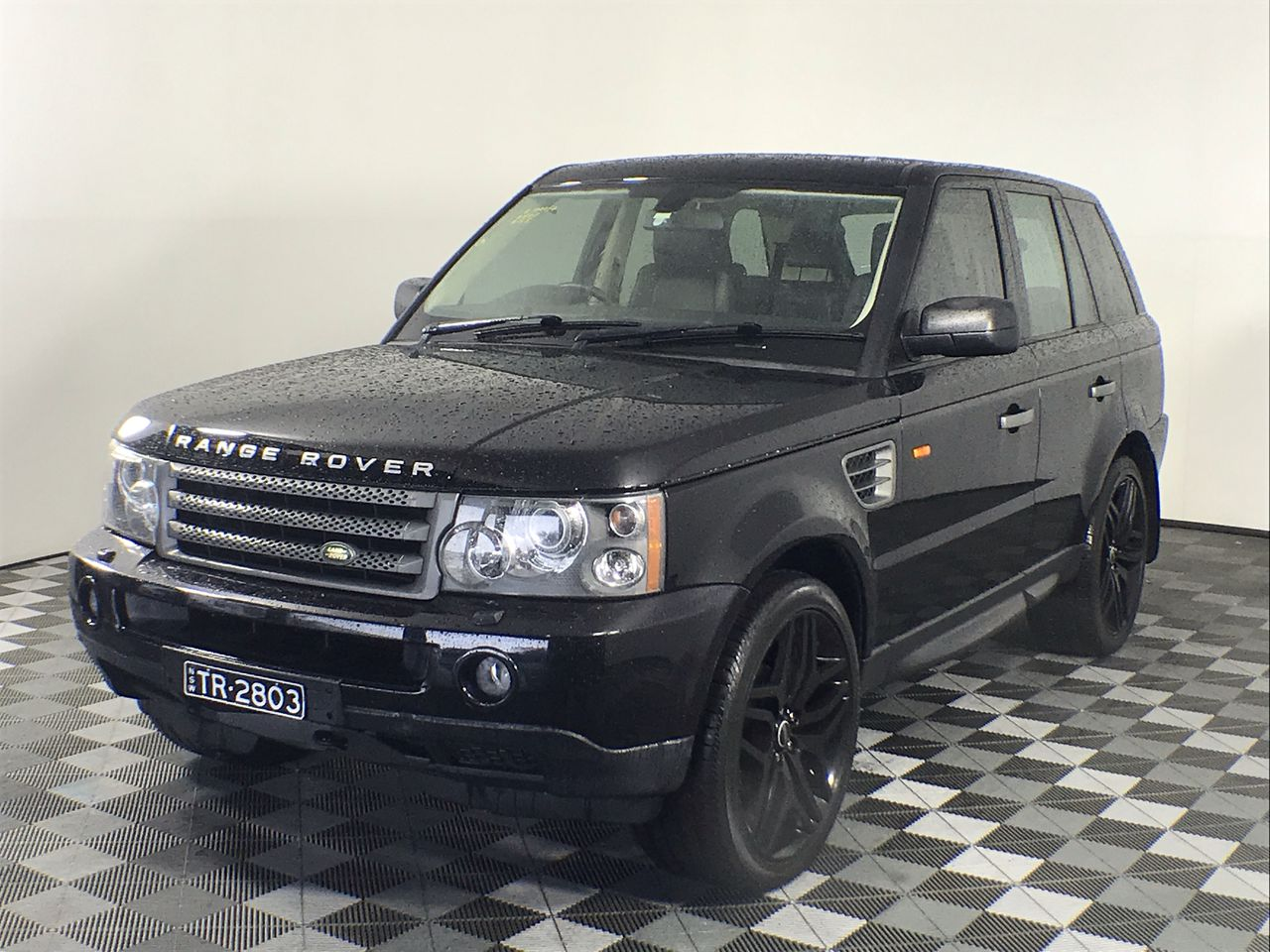 2008 Land Rover Range Rover Sport TDV6 Turbo Diesel Automatic Wagon