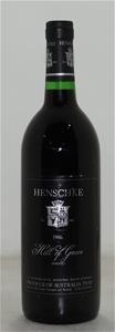Henschke Hill of Grace Shiraz 1986 (1x 7
