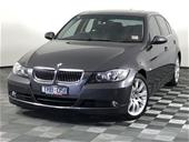 Unreserved 2005 BMW 3 25i E90 Automatic Sedan