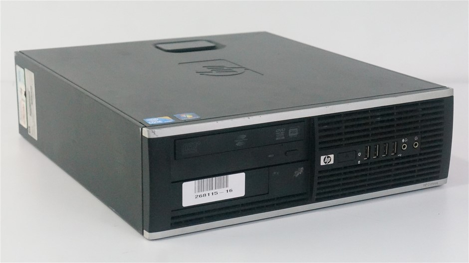 HP Compaq 8100 Elite SFF PC Small Form Factor (SFF) Desktop PC