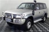 Unreserved 2002 Toyota Landcruiser PRADO TX T/Diesel Wagon