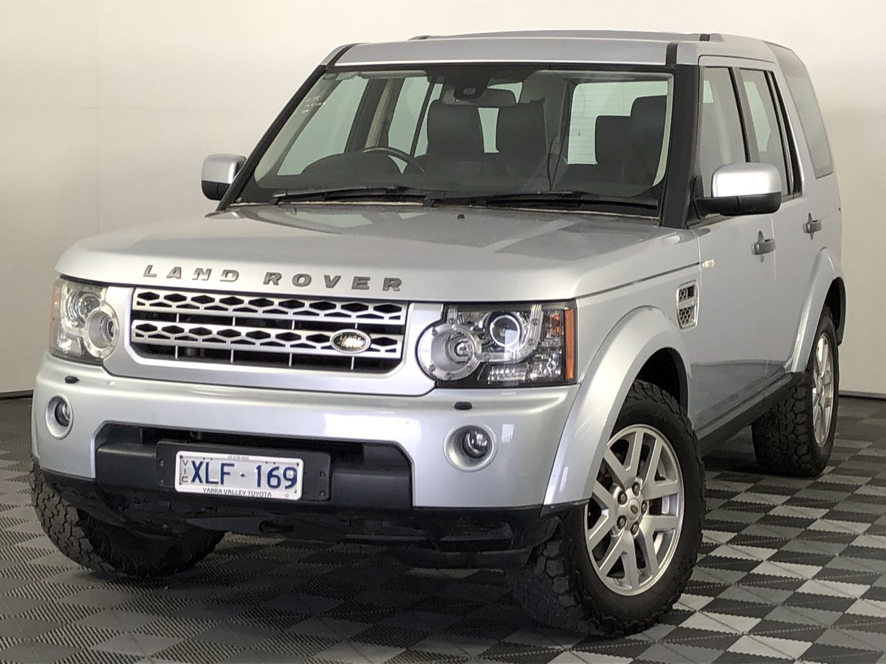 2009 Land Rover Discovery 4 2.7 TDV6 Series 4 T/D Automatic 7 Seats Wagon