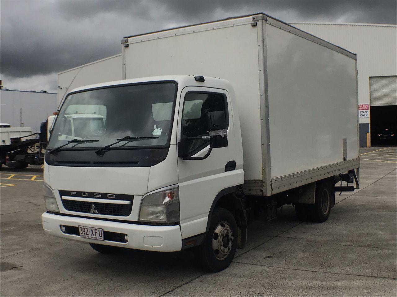 Mitsubishi FUSO Automatic Truck