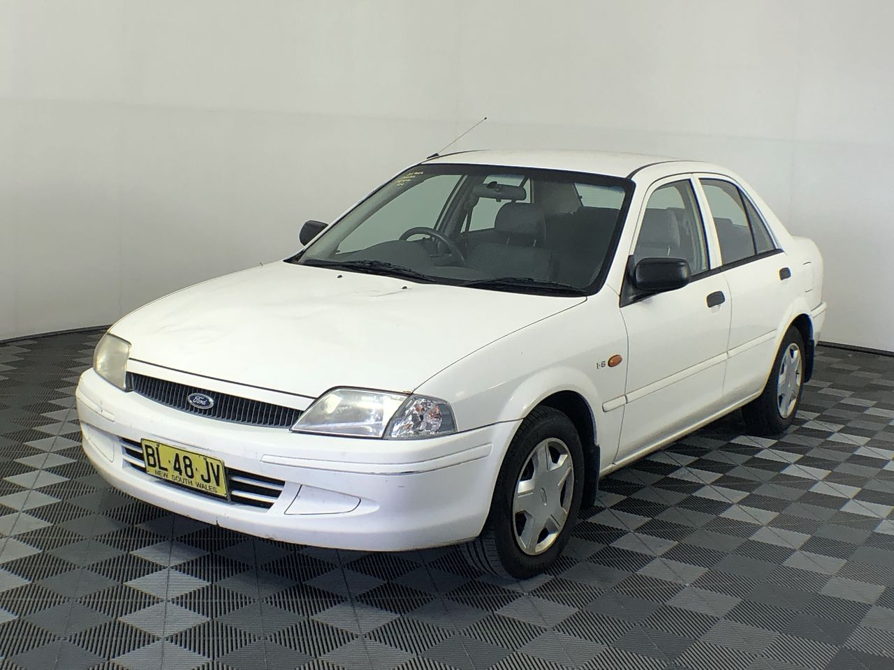 1999 Ford Laser LXi KN Manual Sedan