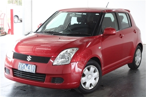 2007 Suzuki Swift EZ Automatic Hatchback