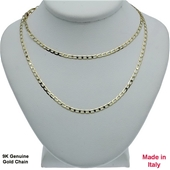 Jacobs Handcrafted Italian Gold Chains Sale