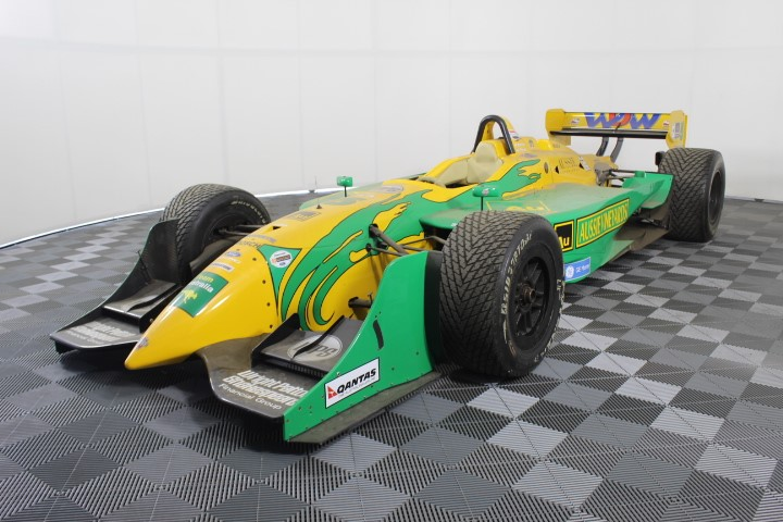 2002 Indy Car Champ Car