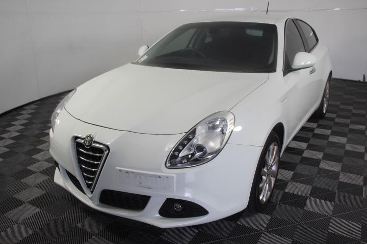 2012 Alfa Romeo Giulietta DISTINCTIVE Automatic Hatchback