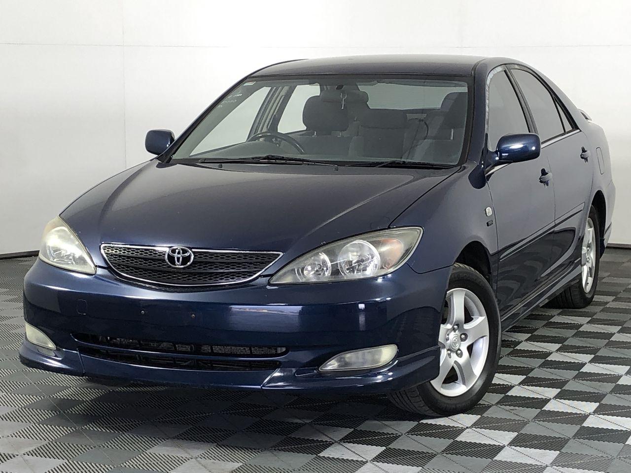 2004 Toyota Camry Sportivo ACV36R Manual Sedan