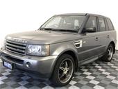 Unreserved 2009 Land Rover Range Rover Sport TDV6 T/Dsl