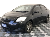 Unreserved 2010 Toyota Yaris YRS NCP93R Auto (WOVR-Insp)