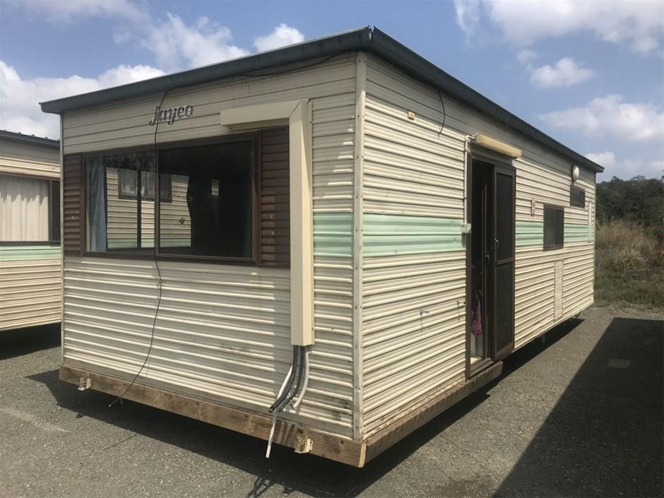 2 Bedroom Portable Building