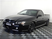 2005 Holden Commodore SS VZ Manual Ute