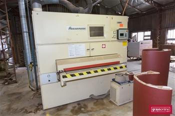 1992 Heesemann KSM1 Fine Sanding Machine