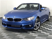 Unreserved 2014 BMW 4 SERIES 435i F33 Automatic