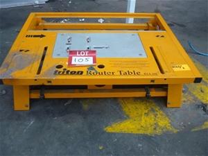 Triton RTA 300 Router Table