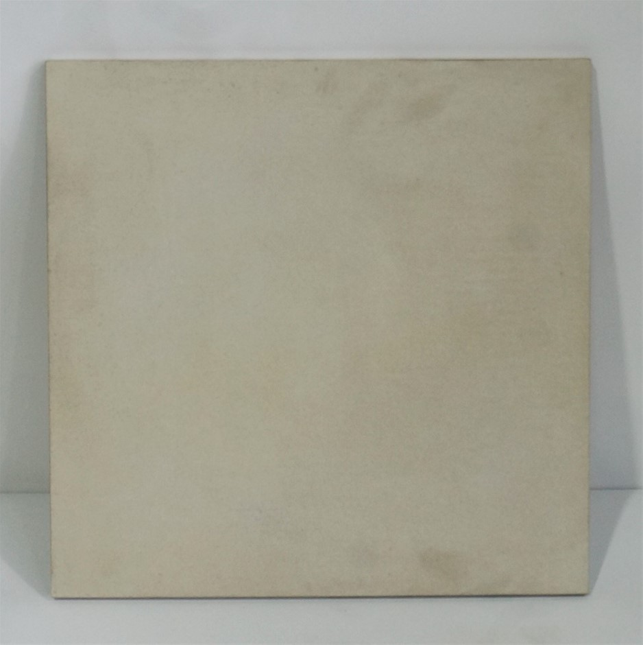 Ceramic Beige Travertine tiles (D0598) 1 x Pallet of approximately 42.7