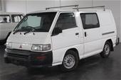 Unreserved 2006 Mitsubishi Express SWB SJ Manual Van