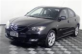 2006 Mazda 3 SP23 BK Manual Sedan