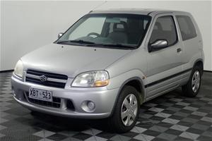 2003 Suzuki Ignis GA Automatic Hatchback