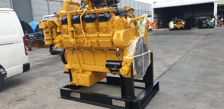 CAT 3508 Engine (Rebuilt)