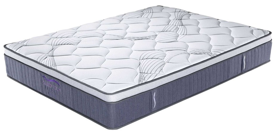 Sleeptech Bed in a Box 3 Zone Pocket Spring Mattress - DOUBLE