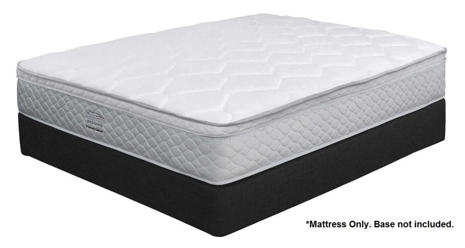 Sleeptech Posture Pillow Top Deluxe Mattress - QUEEN