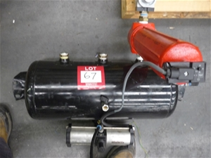 Protex Compressed Air Cylinder