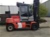 2009 Kalmar DCE80-6HCS Counterbalance Forklift
