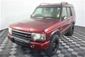 Unreserved 2004 Land Rover Discovery S (4x4) Auto Wagon