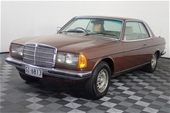 Unreserved 1978 Mercedes-Benz 280CE Automatic Coupe