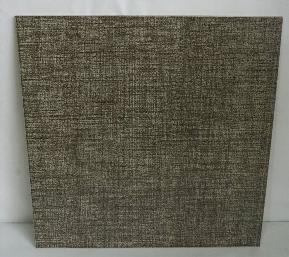 Shamal Cinza Brown Tiles 1 x Pallet of approximately 33m3 Dimensions