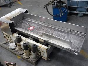 ERIEZ Stainless Steel Vibrating Screen