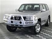 Unreserved 2010 Nissan Patrol ST-S 3.0 GU II Turbo Diesel