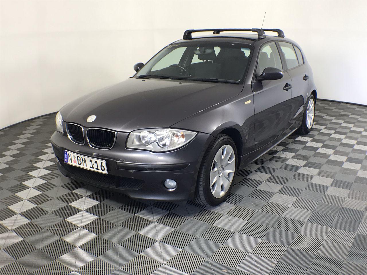 2004 BMW 1 16i E87 Manual Hatchback 93,282km