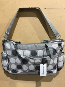 Water Proof Nappy / Diaper Bag - Large S