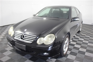 2005 Mercedes Benz C200 Kompressor CL203
