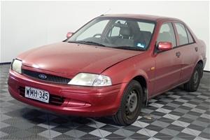 2000 Ford Laser LXi KN Manual Sedan