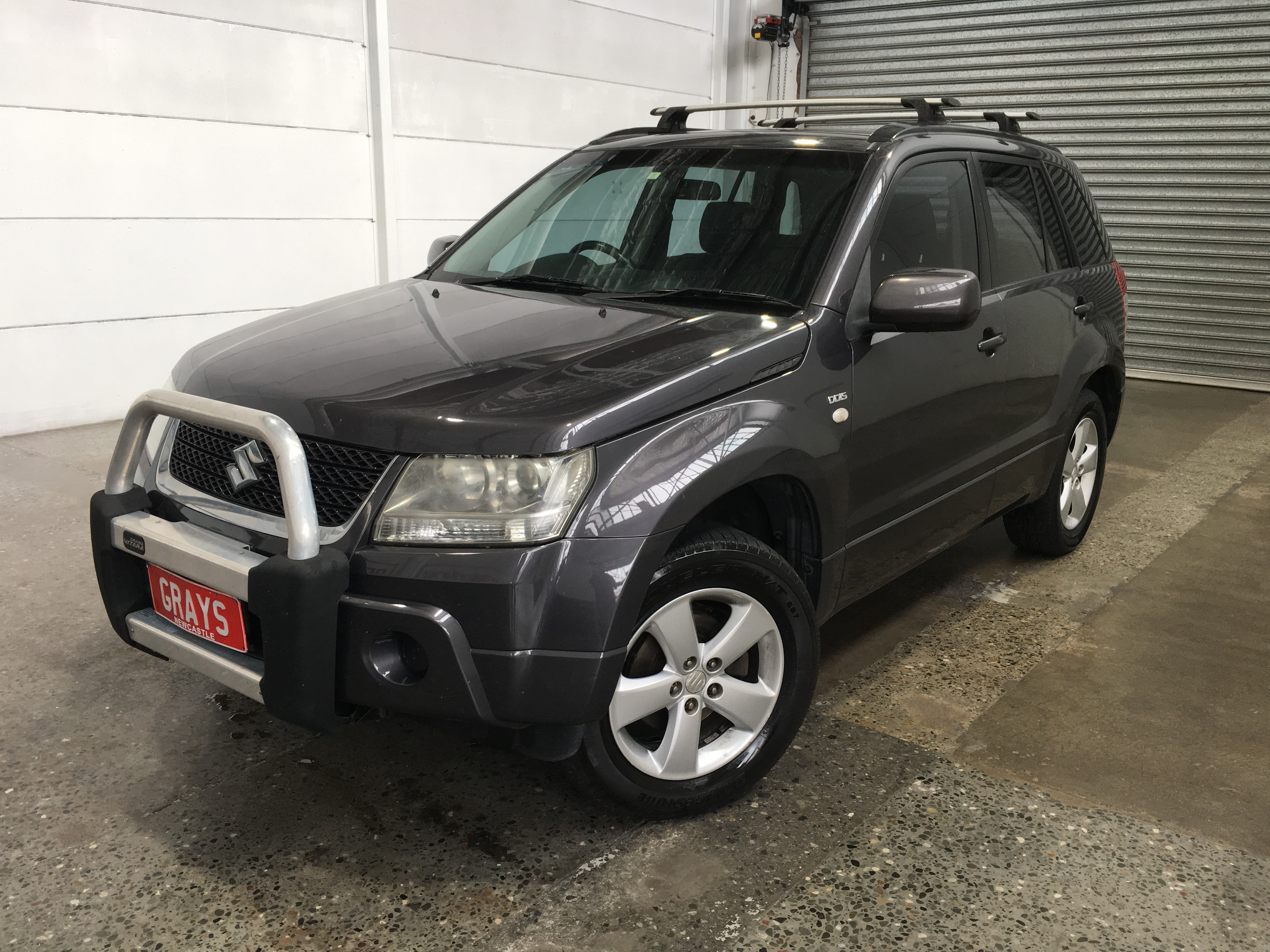 2010 Suzuki Grand Vitara (4x4) JT Turbo Diesel Manual Wagon